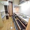 1SLDK Apartment to Rent in Chiba-shi Chuo-ku Kitchen