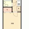 1K Apartment to Buy in Kodaira-shi Floorplan