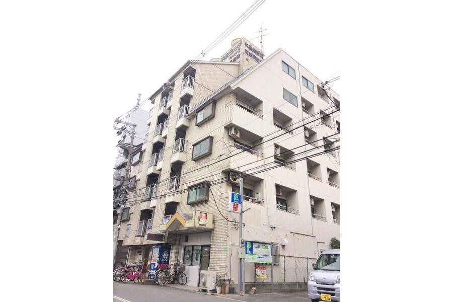 1R Apartment to Rent in Osaka-shi Hirano-ku Exterior