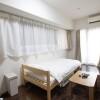 1R Apartment to Rent in Koto-ku Bedroom