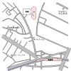 在新宿區內租賃1K 公寓大廈 的房產 Access Map