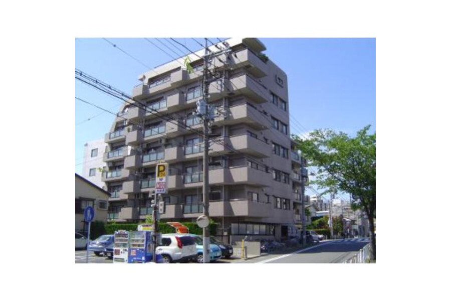 2SLDK Apartment to Rent in Yokohama-shi Nishi-ku Exterior