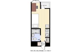 1R Mansion in Nishikamata - Ota-ku