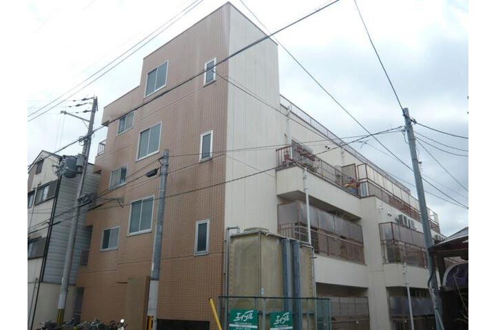 1R Apartment to Rent in Moriguchi-shi Exterior