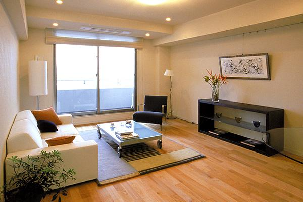 3LDK Apartment to Rent in Minato-ku Interior