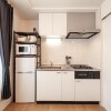 2DK Serviced Apartment to Rent in Toshima-ku Kitchen