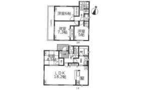 4LDK House in Kubodai - Ryugasaki-shi
