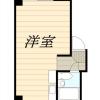 在豊岛区内租赁1R 公寓 的 内部