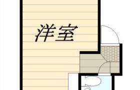 豊島区 - 長崎 简易式公寓 1R