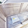 1K Apartment to Rent in Chiba-shi Hanamigawa-ku Balcony / Veranda