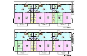 Whole Building Apartment in Morohongo - Iruma-gun Moroyama-machi