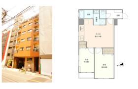 2LDK {building type} in Yushima - Bunkyo-ku