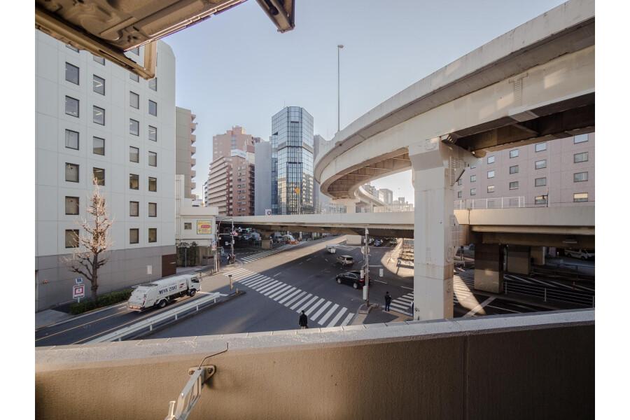 1K Apartment to Rent in Shinagawa-ku Outlook