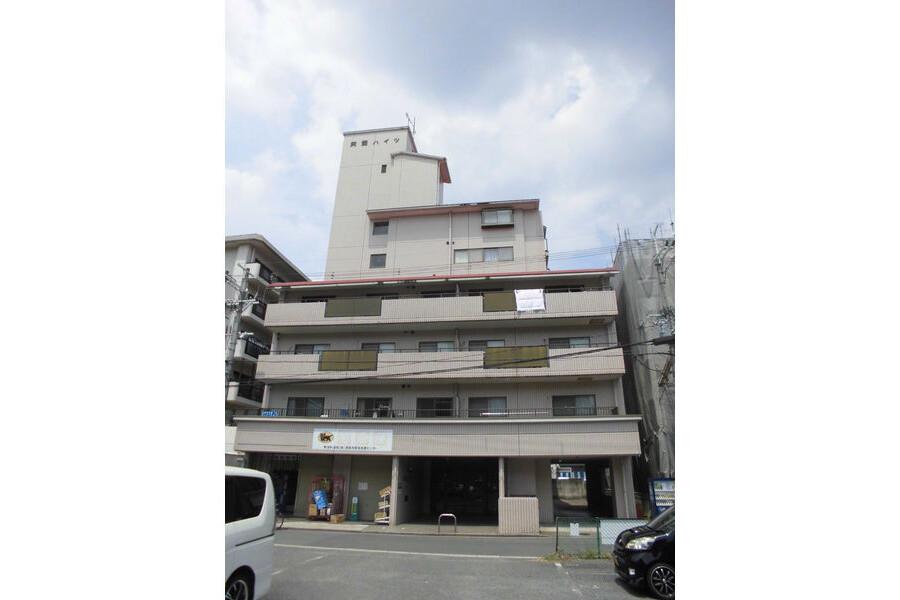 3LDK Apartment to Rent in Nara-shi Exterior