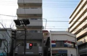 品川區南大井-1K公寓大廈