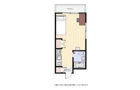 1R Mansion in Honcho - Funabashi-shi
