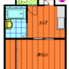 1K Apartment to Rent in Kawasaki-shi Tama-ku Floorplan