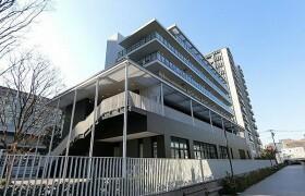 1K {building type} in Kachidoki - Chuo-ku