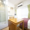 1R Apartment to Rent in Shinagawa-ku Bedroom