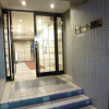 1R Apartment to Rent in Toshima-ku Building Entrance
