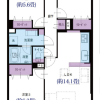 3LDK Apartment to Buy in Ichikawa-shi Floorplan