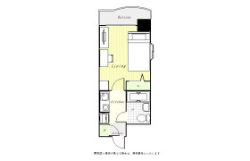1K Mansion in Honcho - Funabashi-shi