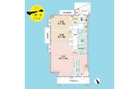 文京区関口-2LDK{building type}