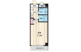 1K Apartment in Hanatennishi - Osaka-shi Joto-ku