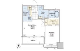 丰岛区上池袋-1LDK公寓大厦