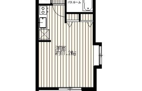 1R Apartment in Hirao - Fukuoka-shi Chuo-ku