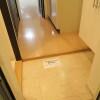 在港区内租赁1K 公寓大厦 的 入口/玄关
