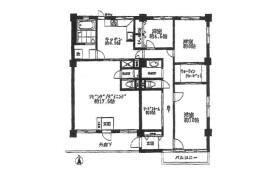 3LDK Apartment in Takanawa - Minato-ku