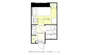 1R Mansion in Hyakunincho - Shinjuku-ku