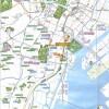 1K Apartment to Buy in Minato-ku Map