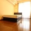 在文京區內租賃1K 公寓大廈 的房產 起居室