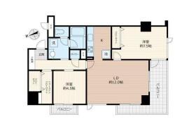 2LDK Mansion in Ichibancho - Chiyoda-ku