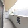 在大阪市天王寺区购买3LDK 公寓大厦的 阳台/走廊