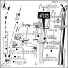 3LDK Apartment to Rent in Minato-ku Map
