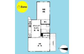 2DK {building type} in Chuo - Nakano-ku