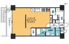 1R Apartment in Takinoecho - Ome-shi