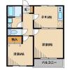 2DK Apartment to Rent in Saitama-shi Urawa-ku Interior