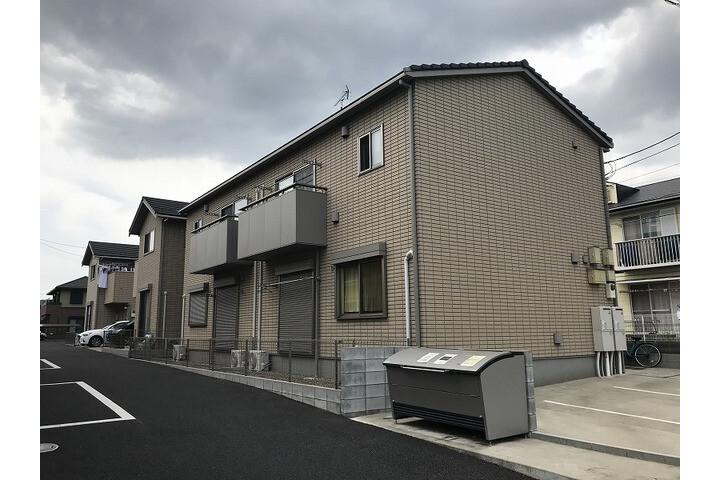 1LDK Apartment to Rent in Chiba-shi Chuo-ku Exterior