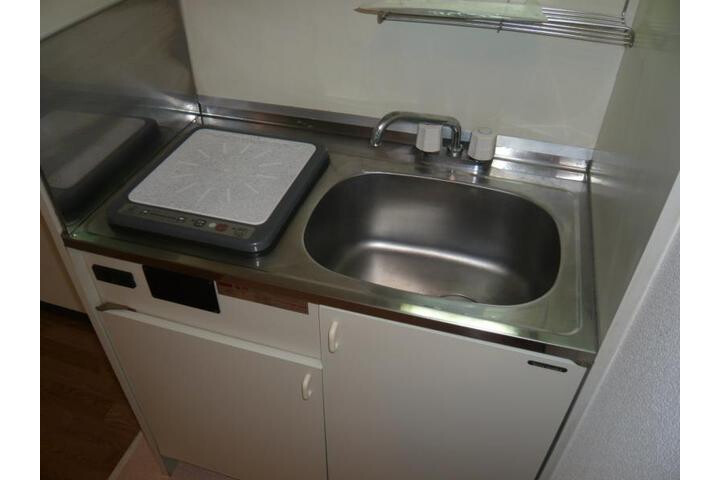 1R Apartment to Rent in Moriguchi-shi Kitchen