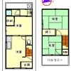 3DK House to Rent in Sakai-shi Nishi-ku Floorplan