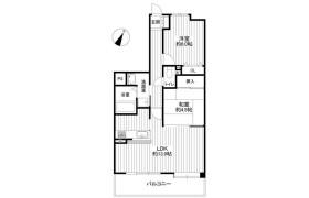 2LDK Apartment in Anamushi - Kashiba-shi
