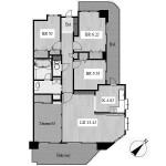 4LDK Apartment