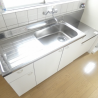 2LDK House to Rent in Higashiosaka-shi Kitchen