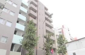 目黒区下目黒-1K公寓大厦