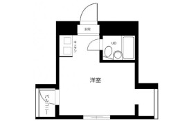 1R Mansion in Izumi - Suginami-ku