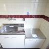 2DK Apartment to Rent in Osaka-shi Higashisumiyoshi-ku Kitchen